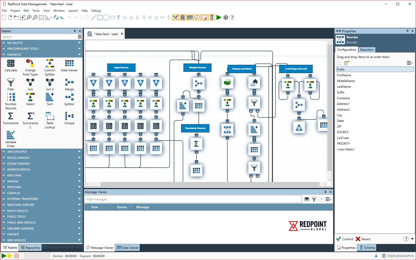 RedPoint Data Management 8.0
